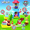 """Weebles Paw Patrol 06114 """"Pull and Play Seal Island"""" Playset"""