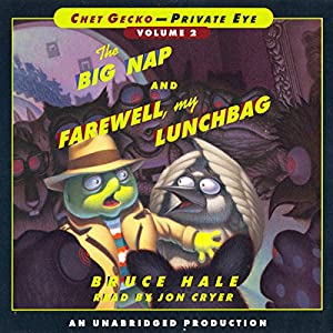 Chet Gecko, Private Eye: Volume 2 Audiobook
