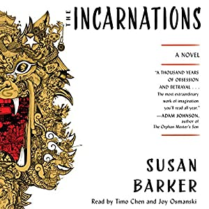 The Incarnations Audiobook