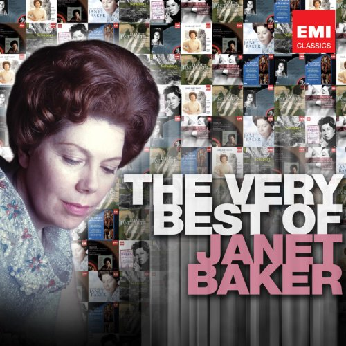 Very Best Of Dame Janet Baker back-357199