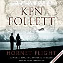 Hornet Flight Audiobook by Ken Follett Narrated by Nigel Carrington