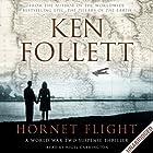 Hornet Flight Hörbuch von Ken Follett Gesprochen von: Nigel Carrington