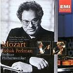 Mozart - Concerto pour violon 3 / Sym...