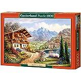 Castorland High Country Retreat Jigsaw (2000-Piece)
