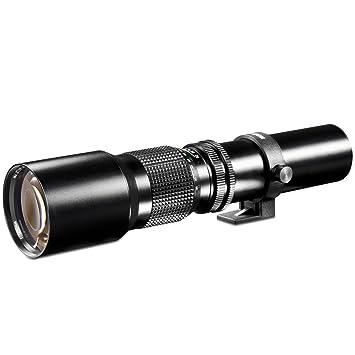 walimex 500 mm f/8.0 Tele Objektív for Olympus Micro Four Thirds