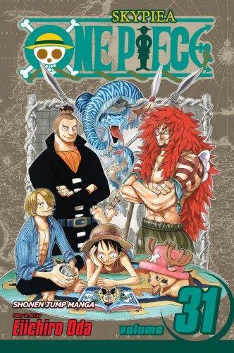 ONE PIECE ワンピース コミック31巻 (英語版)