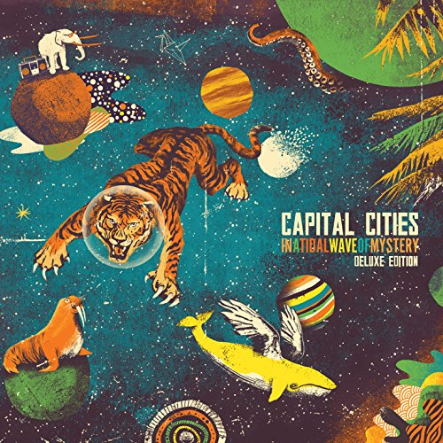 Capital Cities-In A Tidal Wave Of Mystery-Deluxe Edition-CD-FLAC-2014-FORSAKEN Download