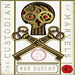 The Custodian of Marvels Audiobook