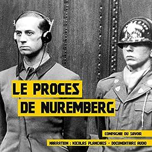 Le procès de Nuremberg | Livre audio