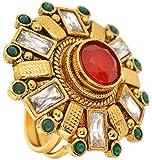 SPE Multicolor Round Ring for Women & Girl (SPE R 36)