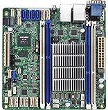 ASRock C2550D4I - Mainboard - Mini-ITX, C2550D4I