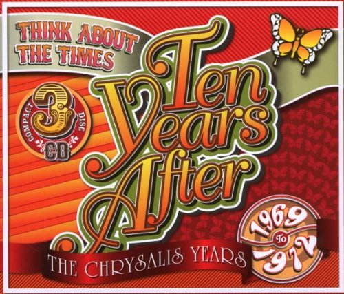 Ten Years After - Think About The Times: The Chrysalis Years (1969-1972) - Zortam Music