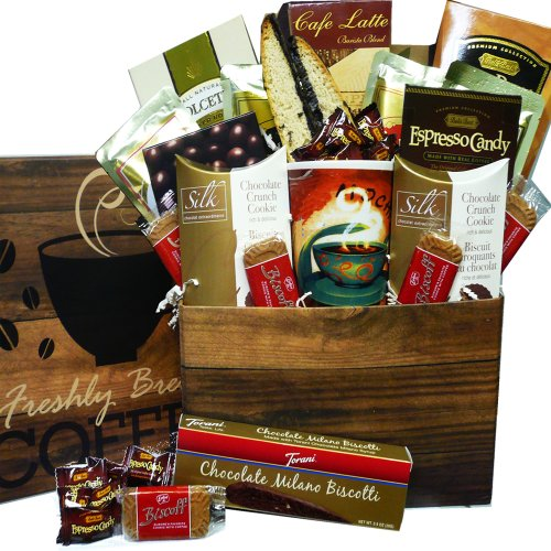 Art of Appreciation Gift Baskets Coffee Lovers