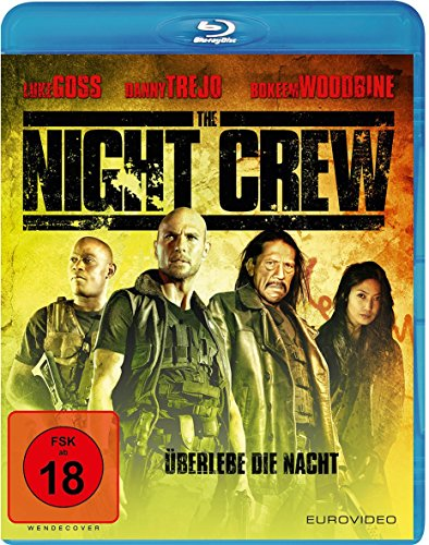 The Night Crew [Blu-ray]