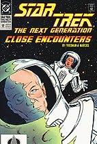 Star Trek the Next Generation Comic #12…