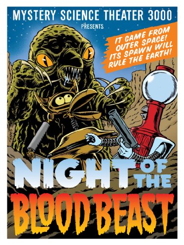 Mystery Science Theater 3000: Night of the Blood Beast