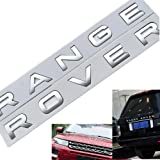 Silver SUKRAGRAHA Auto Tuning 4x4 3d Decal Emblem Replacement for SUV Grand Cherokee Wrangler Compass