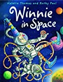 Valerie Thomas Winnie in Space (paperback and CD) (Winnie the Witch)
