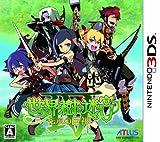 3DS「世界樹の迷宮IV 伝承の巨神」PV第2弾が公開