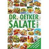 """Die besten Salate von A-Zvon """"Dr. Oetker"""""""