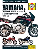 Haynes Yamaha Tdm850 & Trx850 '91 to '99 and Xtz750 Super Tenere '89 to '95 Repair Manual: 1989 to 1999