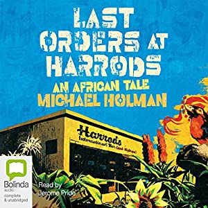 Last Orders at Harrods Audiobook