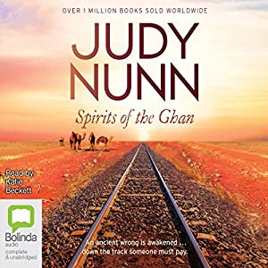 Spirits of the Ghan Audiobook