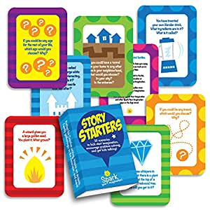 Buy spark your imagination original story starters cards for Story starter com