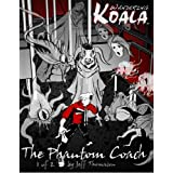 Wandering Koala rides The Phantom Coach comic 1 ~ Jeff Thomason