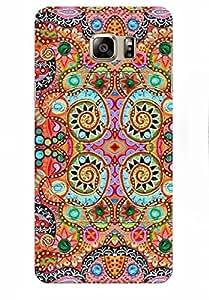 KALAKAAR Printed Back Cover for Samsung Galaxy Note 5,Hard,HD Matte Quality,Lifetime Print Warrenty