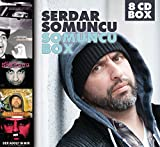 Serdar Somuncu - Audio CD 'Somuncu Box: WortArt'  (22.05.2017)