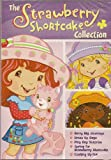 The Strawberry Shortcake Collection Berry Big Journeys, Dress Up Days, Play Day Surprise, Spring for Strawberry Shortcake, and Cooking Up Fun