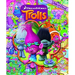 Trolls Look and Find