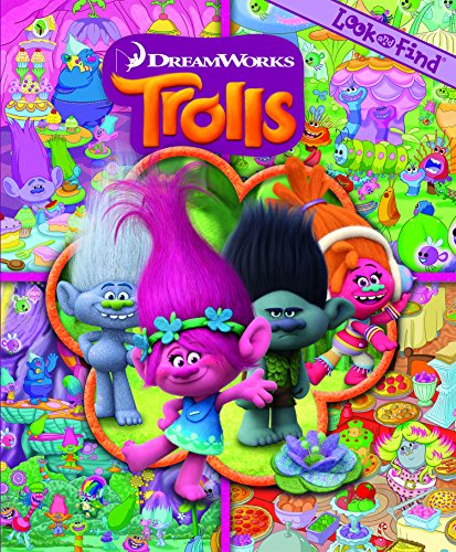 Trolls-Look-and-Find