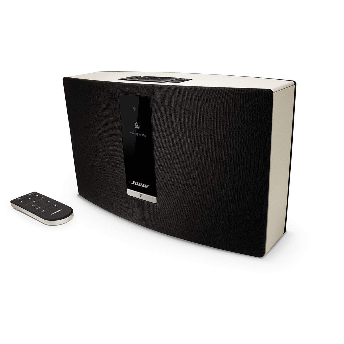 kabellos und unkompliziert bose soundtouch 20 hifi agent. Black Bedroom Furniture Sets. Home Design Ideas