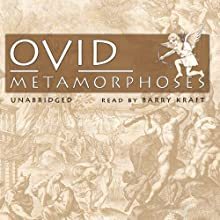 Metamorphoses Audiobook by  Ovid Narrated by Barry Kraft