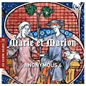 Anonymous 4 - Marie Et Marion Motets & Chansons from 13th [SACD]