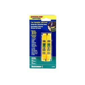 Swanson Tool LLP002 Line Level, 2-Pack (Color: Original Version, Tamaño: Original version)
