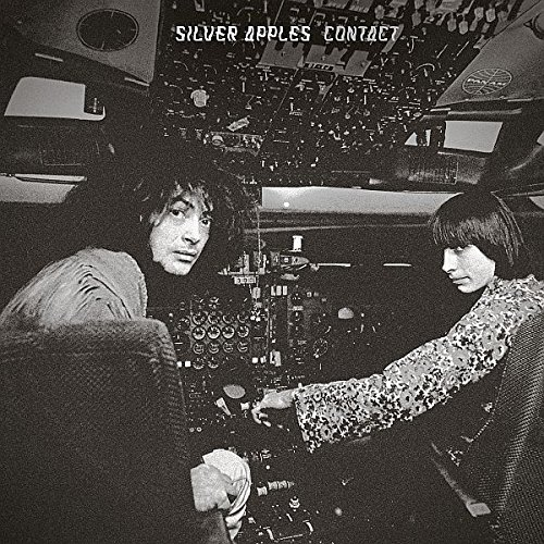 Silver Apples - Contact (Black)