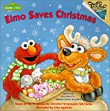 img - for Elmo Saves Christmas (Sesame Street) book / textbook / text book
