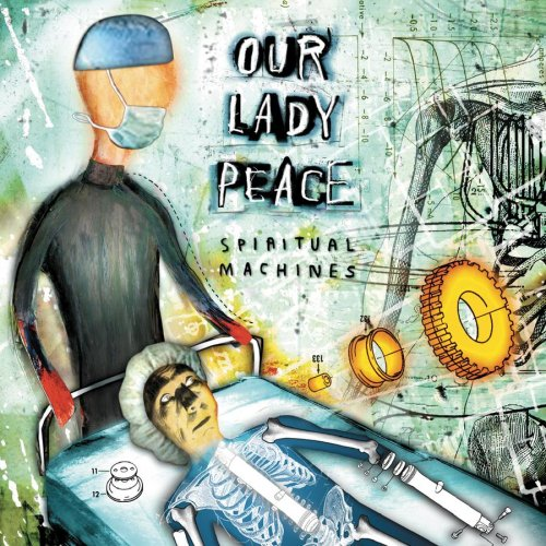 Our Lady Peace - Spiritual Machines - Zortam Music