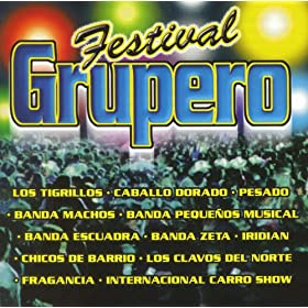 payaso de rodeo caballo dorado from the album festival grupero vol i