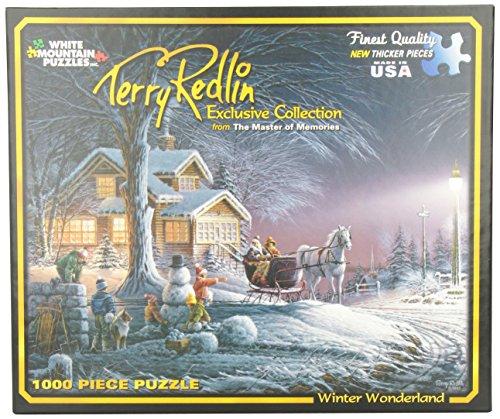 Winter Wonderland 1000 Piece Puzzle