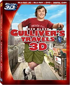 Gulliver's Travels [Blu-ray 3D]
