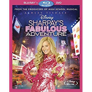 Sharpay's Fabulous Adventure Blu-ray