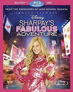 Sharpay's Fabulous Adventure [Blu-ray + DVD]