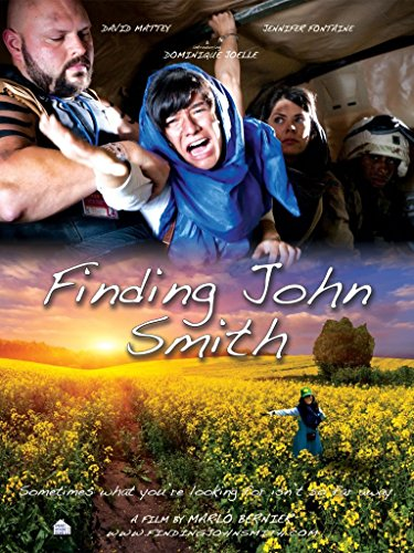 Finding John Smith on Amazon Prime Instant Video UK