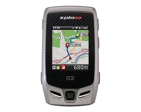 GPS-Fahrradcomputer Xplova G3 (OSM)