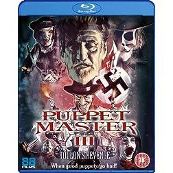 Puppet Master 3: Toulon's Revenge [Blu-ray]