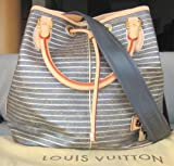 Limited Edition Louis Vuitton Monogram Neo Eden Bag